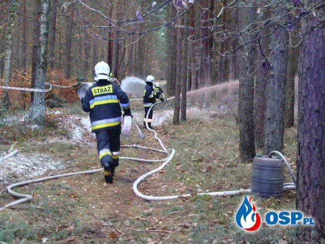 """Ćwiczenia pow. Goleniowskiego """" BUFOR 2015"""" OSP Ochotnicza Straż Pożarna"""