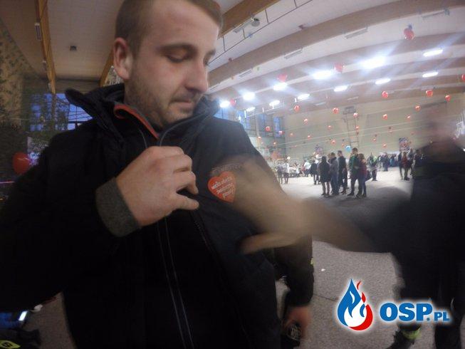 Pomiechówek WOŚP Finał 25 (krótki filmik) OSP Ochotnicza Straż Pożarna