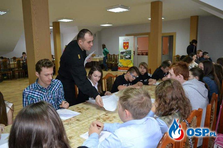 Ogólnopolski Turniej Wiedzy Pożarniczej OSP Ochotnicza Straż Pożarna
