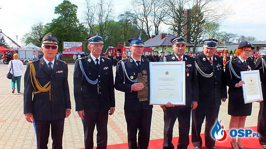 Wielkopolski Strażak OSP Roku 2015 OSP Ochotnicza Straż Pożarna