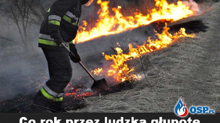 Mówimy STOP!!! OSP Ochotnicza Straż Pożarna