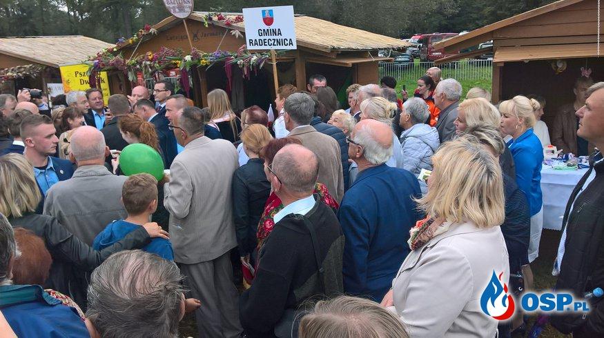 Święto w Wierzchoniowie, wizyta premiera i ewakuacja szkoły OSP Ochotnicza Straż Pożarna