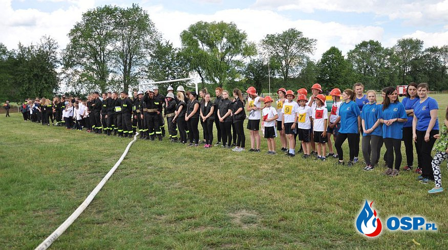 Zawody Sportowo - Pożarnicze jednostek OSP Gminy Izbicko OSP Ochotnicza Straż Pożarna