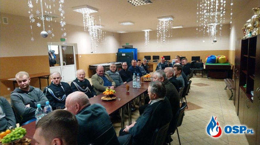 Ogłoszenie: Zebranie w sprawie uroczystości 50-lecia jednostki OSP Ochotnicza Straż Pożarna