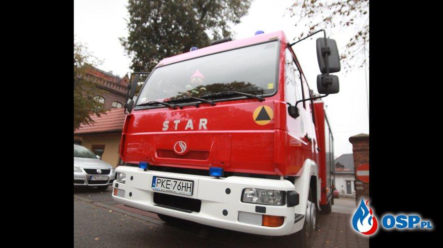 Zabezpieczenie powiatu OSP Ochotnicza Straż Pożarna