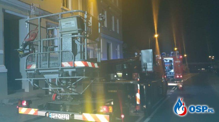 Wronki – pożar budynku mieszkalnego OSP Ochotnicza Straż Pożarna