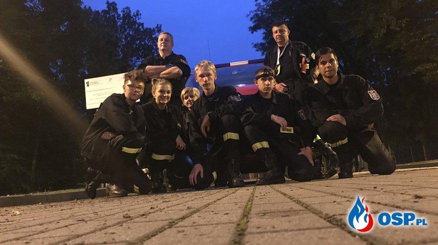 Pierwsze Otwarte Mistrzostwa Polski w Pierwszej Pomocy Cieszyn 2018 OSP Ochotnicza Straż Pożarna