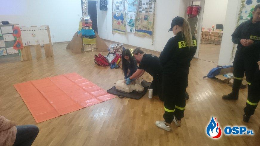 WARSZTATY DLA NAJMŁODSZYCH OSP Ochotnicza Straż Pożarna