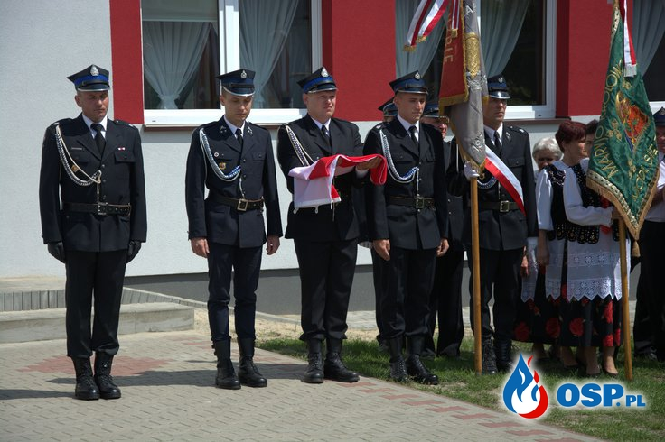 90 lat - Osp Orpelów OSP Ochotnicza Straż Pożarna