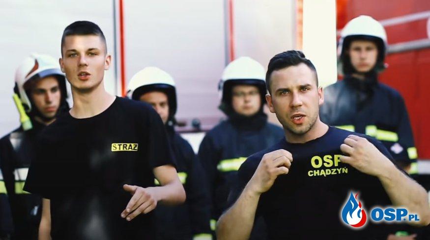 Bracia-strażacy nagrali piosenkę i klip o OSP. To hołd dla wszystkich strażaków. OSP Ochotnicza Straż Pożarna
