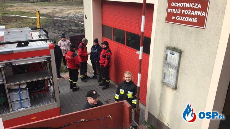 Inicjatywa dla mieszkańców :) OSP Ochotnicza Straż Pożarna