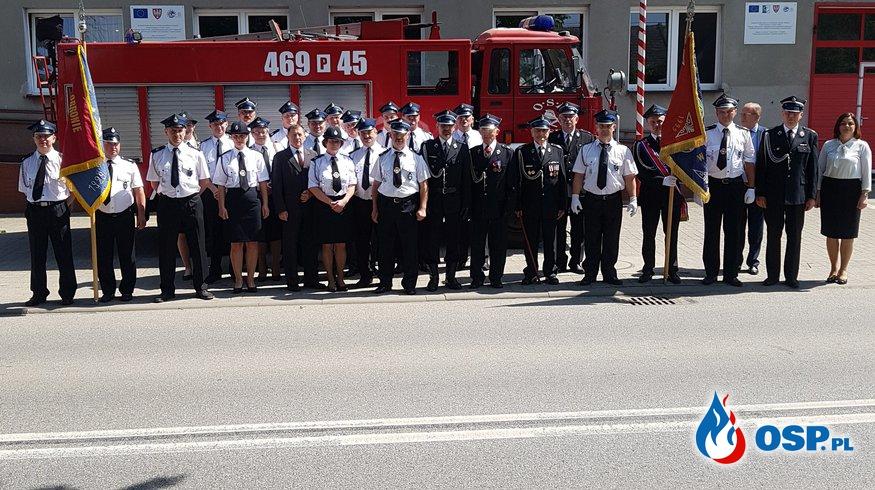Dzień strażaka w Laskach OSP Ochotnicza Straż Pożarna