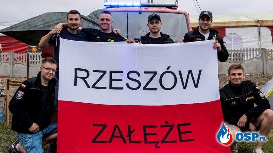 Witamy na oficjalnej stronie OSP Rzeszów-Załęże OSP Ochotnicza Straż Pożarna