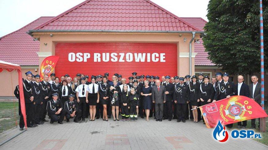 70-lecie OSP Ruszowice OSP Ochotnicza Straż Pożarna