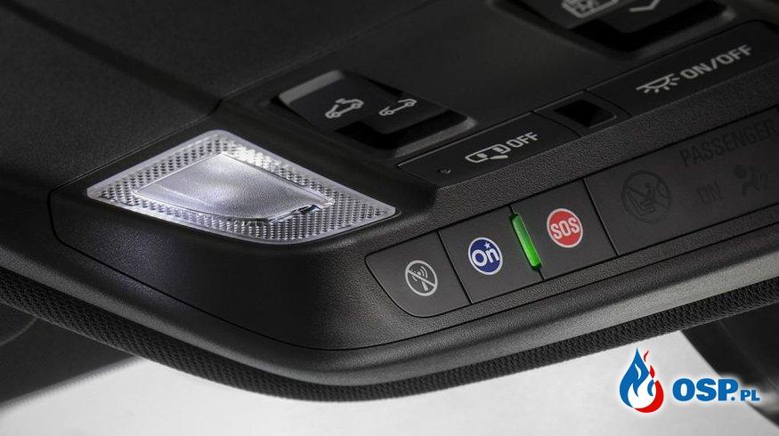 Samochodowy system alarmowy e-call przyczyną fałszywych wezwań strażaków OSP Ochotnicza Straż Pożarna
