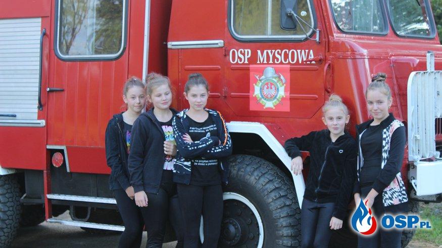 Zaopatrzenie w sprzęt Młodzieżowej Drużyny Pożarniczej OSP Ochotnicza Straż Pożarna