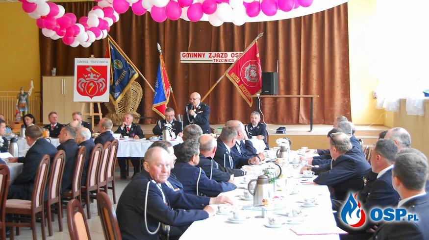 Zjazd Oddziału Gminnego ZOSP RP OSP Ochotnicza Straż Pożarna