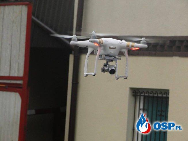 Na planie filmowym OSP Ochotnicza Straż Pożarna