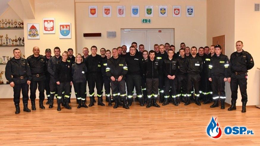 Kurs dowódców OSP OSP Ochotnicza Straż Pożarna