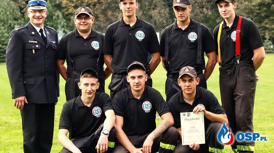 Powiatowe zawody sportowo-pożarnicze OSP Ochotnicza Straż Pożarna