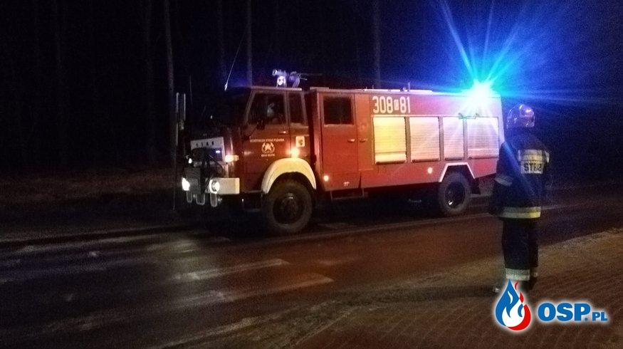 Zdarzenie 17/2018 OSP Ochotnicza Straż Pożarna