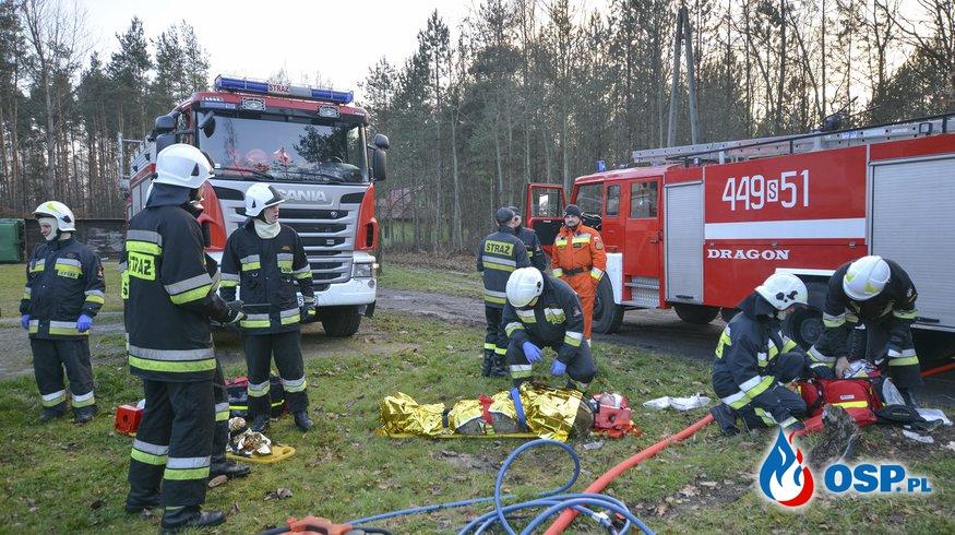 Siła bojowa naszej jednostki OSP Ochotnicza Straż Pożarna