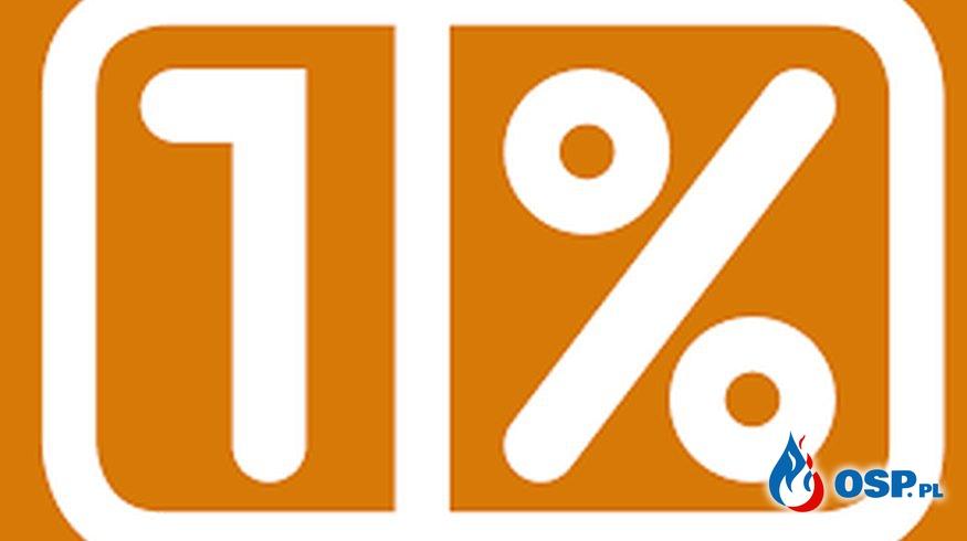 Dziękujemy wszystkim, którzy własnie nam powierzyli swój 1% OSP Ochotnicza Straż Pożarna