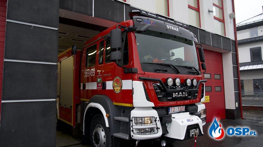 PODSUMOWANIE INTERWENCJI ROKU 2020 OSP Ochotnicza Straż Pożarna