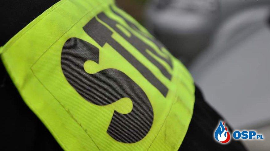 Powalony Płot OSP Ochotnicza Straż Pożarna