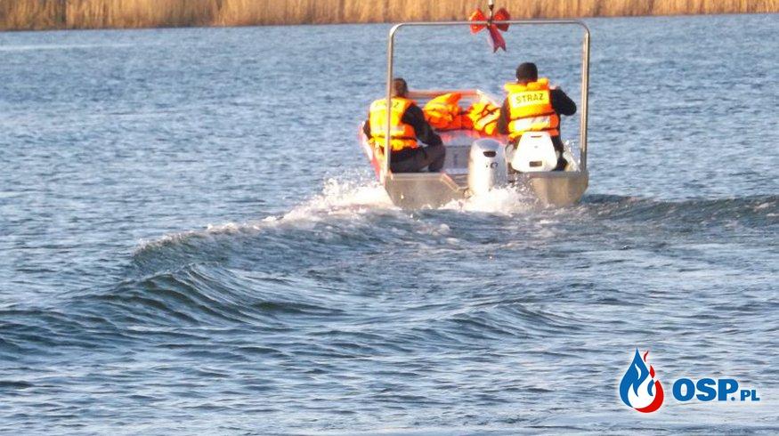 58. Łódka - Jezioro Turawskie OSP Ochotnicza Straż Pożarna