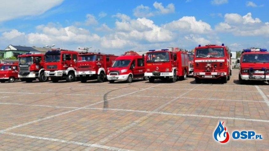 Wronki – powiatowy Dzień Strażaka OSP Ochotnicza Straż Pożarna