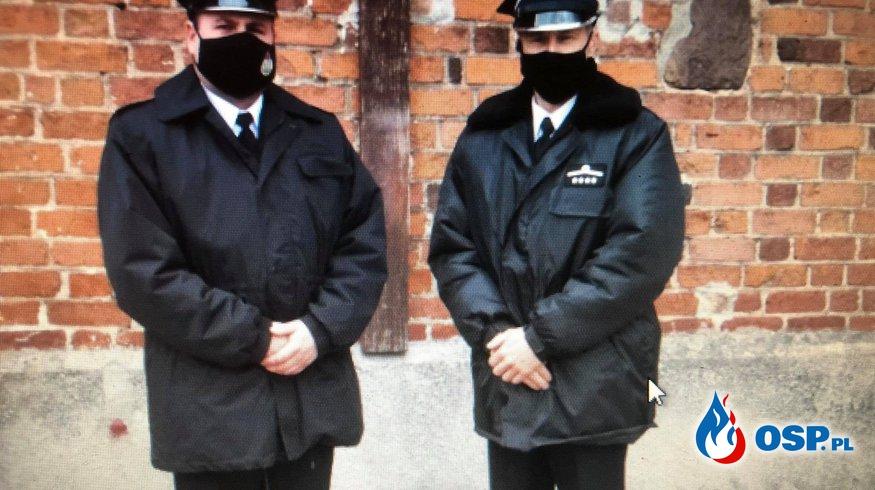 Msza Św. w intencji Strażaków Ochotników z gminy Nowe Miasto OSP Ochotnicza Straż Pożarna