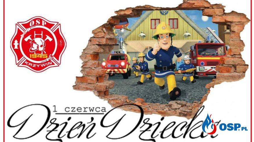 DZIEŃ DZIECKA OSP Ochotnicza Straż Pożarna