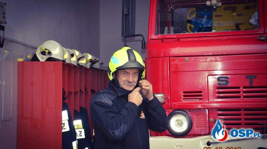 Rosenbauer Heros Titan już jest! OSP Ochotnicza Straż Pożarna