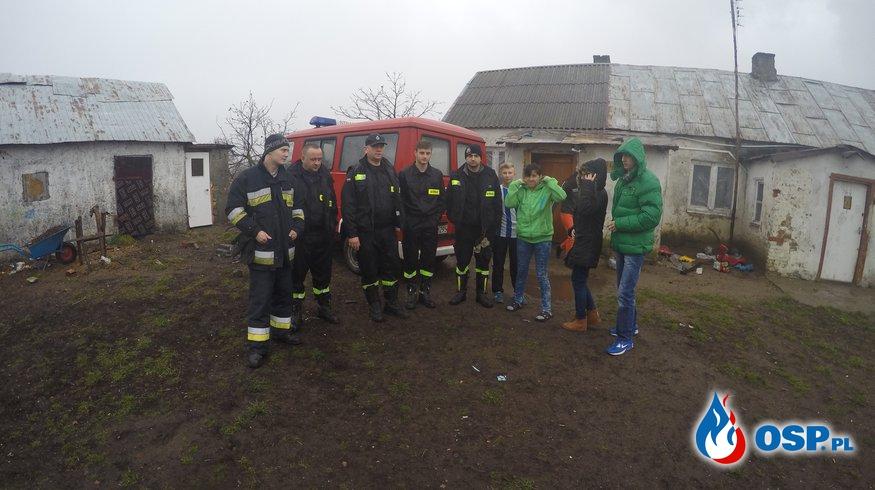 STRAŻACY I SZLACHETNA PACZKA: gmina Pomiechówek OSP Ochotnicza Straż Pożarna