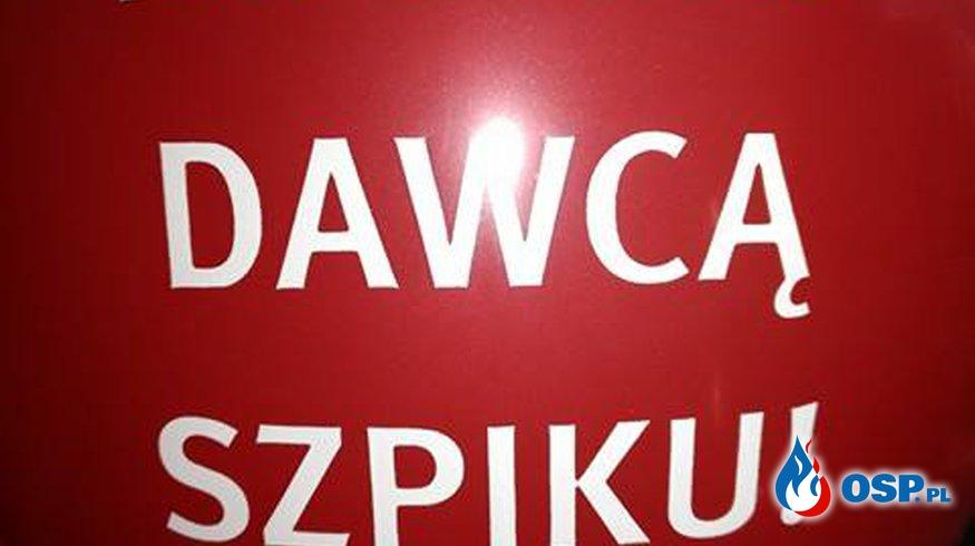 Pierwszy krok wykonany ! OSP Ochotnicza Straż Pożarna