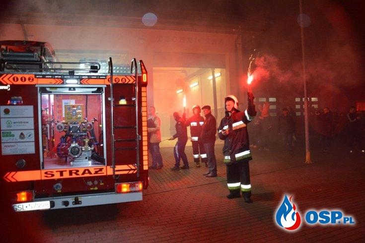 Nowy wóz dla naszej jednostki OSP Ochotnicza Straż Pożarna