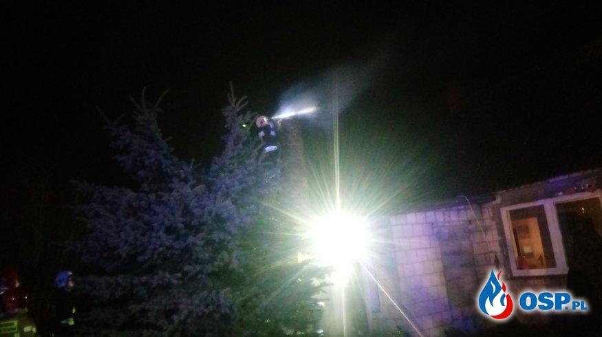 Dwa zdarzenia w jedym dniu OSP Ochotnicza Straż Pożarna