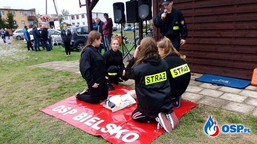 Festyn w Różannie 2019 r. OSP Ochotnicza Straż Pożarna