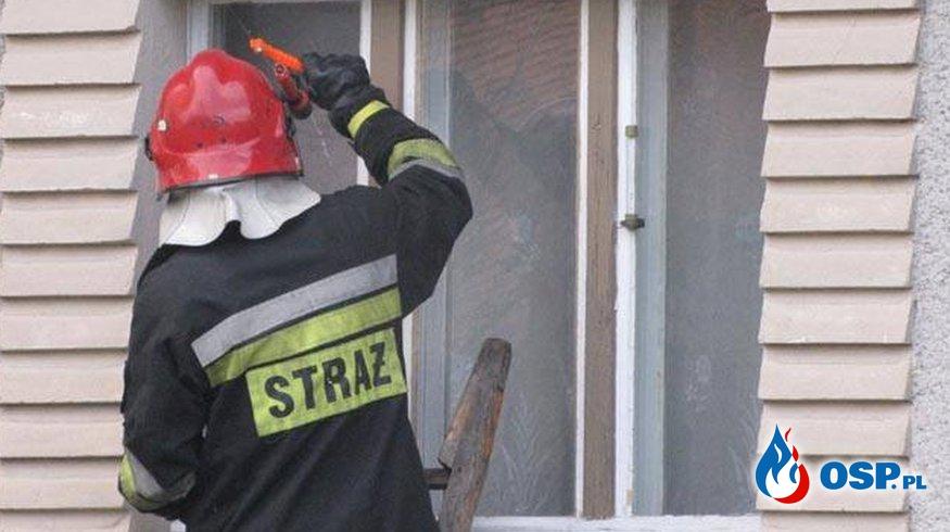 #6 Otwarcie mieszkania OSP Ochotnicza Straż Pożarna