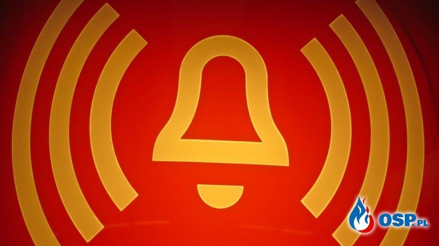 Alarmy fałszywe! OSP Ochotnicza Straż Pożarna