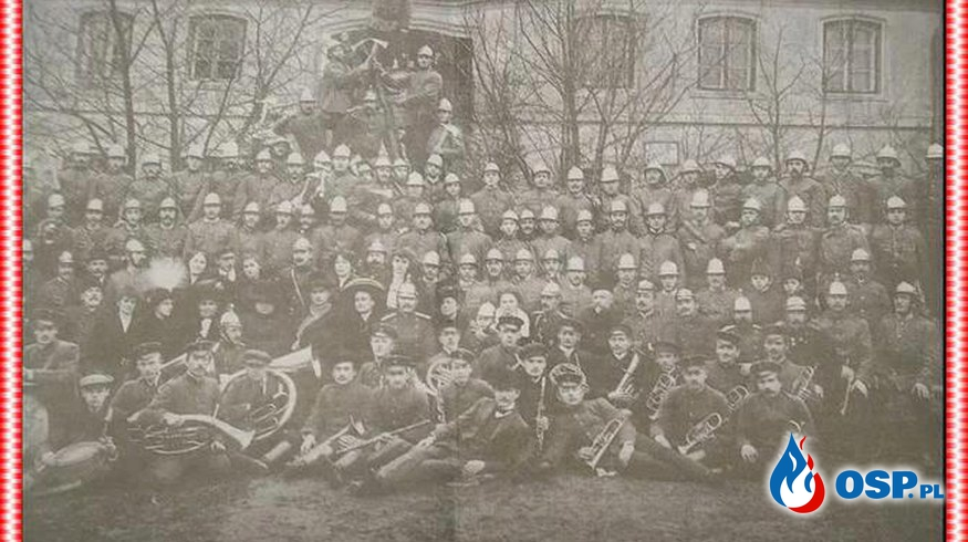 WYKAZ STRAŻY OCHOTNICZYCH Z 1922 ROKU. O straży w Kamienicy Polskiej. OSP Ochotnicza Straż Pożarna