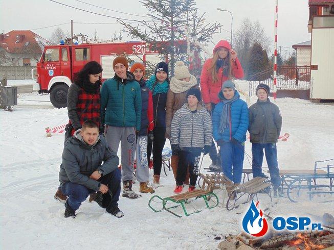 Kulig OSP Chylin OSP Ochotnicza Straż Pożarna