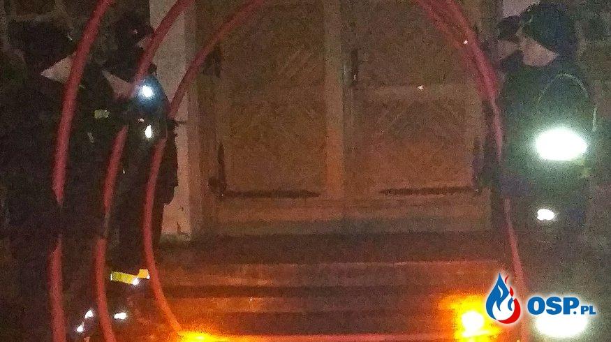 Ślub Druha Strażaka OSP Ochotnicza Straż Pożarna