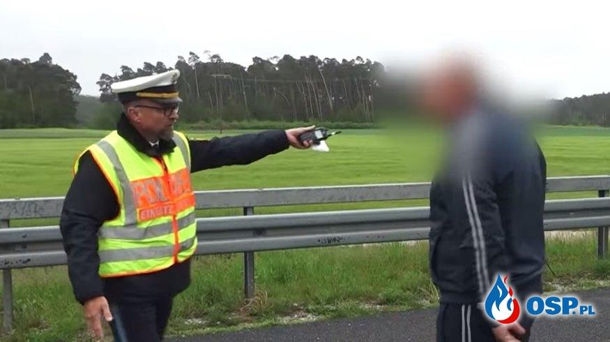 """""""Chcesz zobaczyć zabitych ludzi? Chcesz zrobić im zdjęcia? Chodź, pokażę Ci!"""" OSP Ochotnicza Straż Pożarna"""