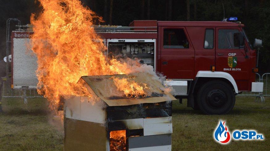 Zdarzenie 89/2018 OSP Ochotnicza Straż Pożarna