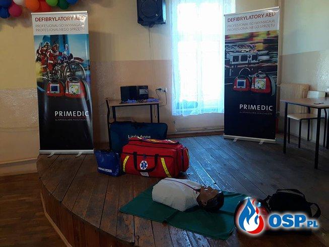 Bezpieczne Wakacje 2016 OSP Ochotnicza Straż Pożarna