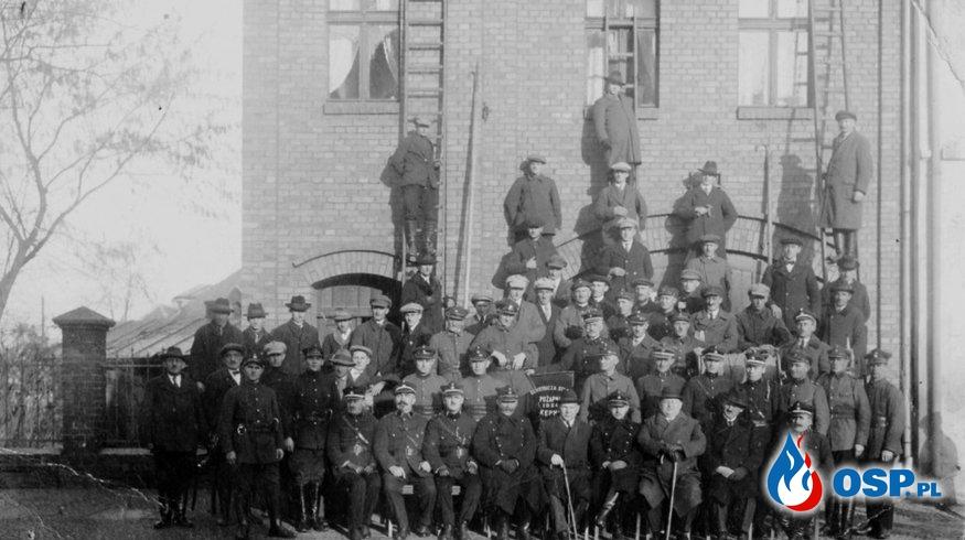 1848-2016 – 168 LAT ISTNIENIA OCHOTNICZEJ STRAŻY POŻARNEJ W KĘPNIE  cz.1 OSP Ochotnicza Straż Pożarna