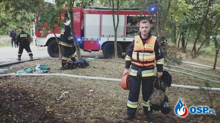 Druh z sąsiedniego powiatu walczy o tytuł strażaka roku OSP Ochotnicza Straż Pożarna