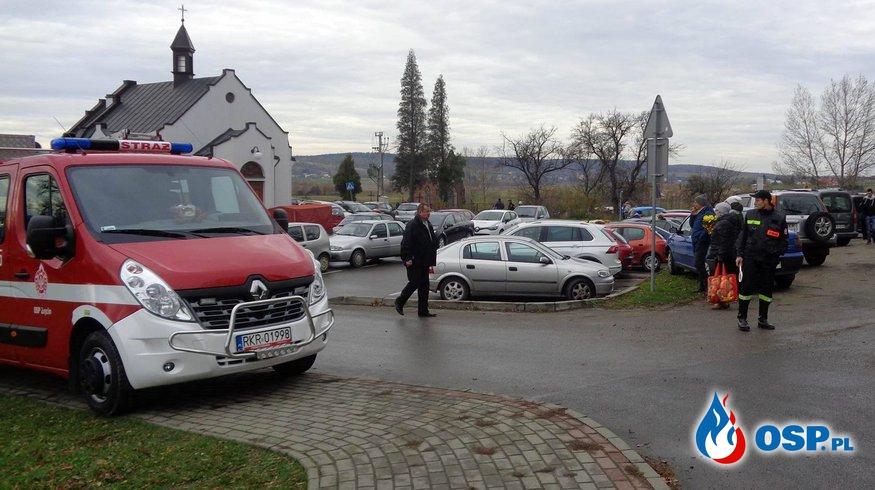1 listopada, Dzień Wszystkich Świętych OSP Ochotnicza Straż Pożarna